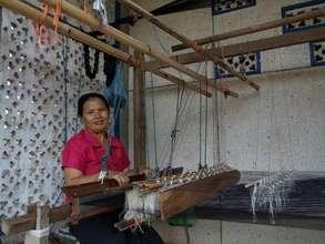 Lao Weaving Artisans - Micro Credit Project