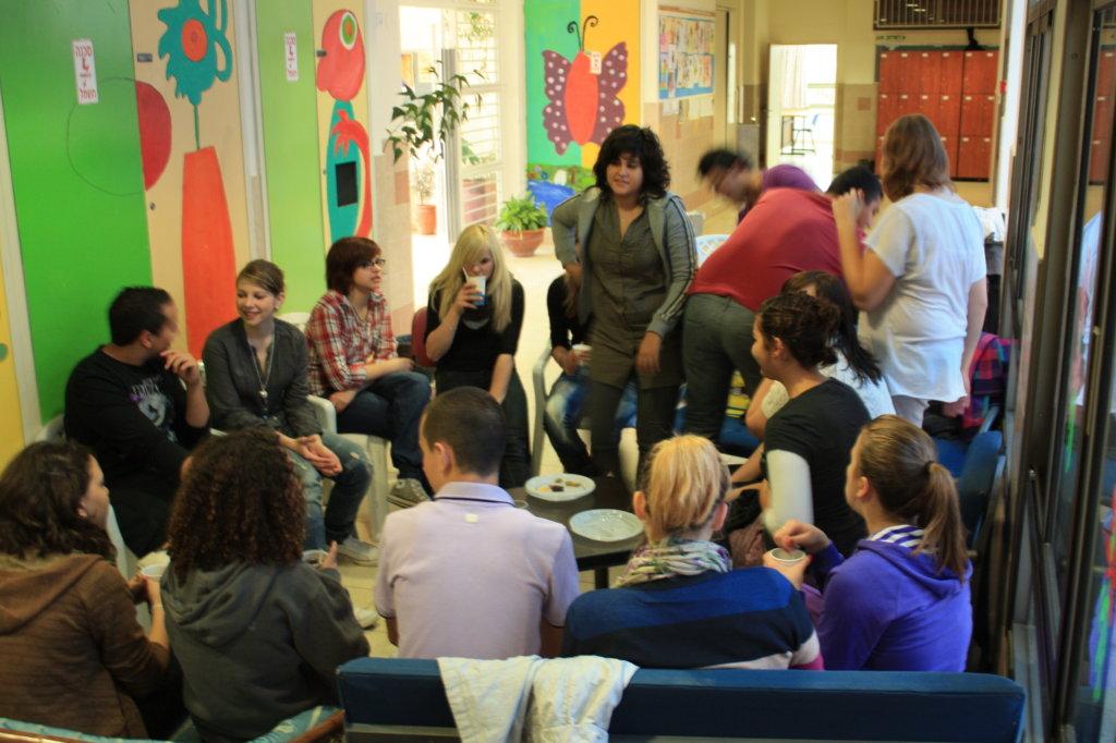 Support Masar First Alternative Palestinian School