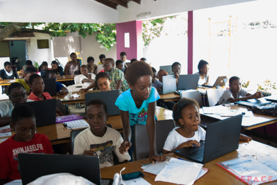 Sponsor the First Ever Hackathon for Kids in Ghana