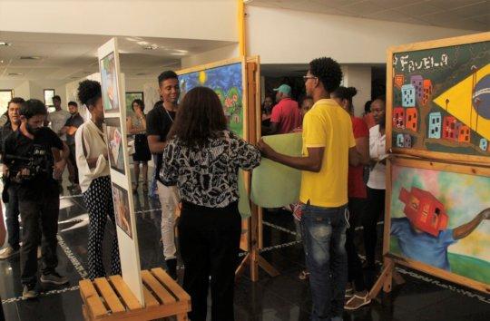 Young artists exhibition - Cidade do Saber
