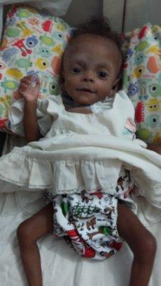 Tiny precious baby