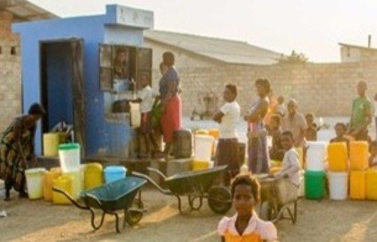 Community Water Kiosk