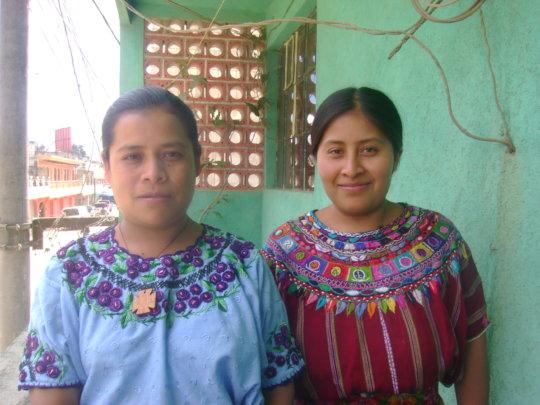 Brenda and Candelaria