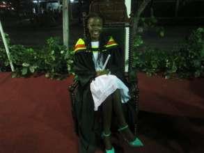 SAGE 2016 Graduate: Patricee