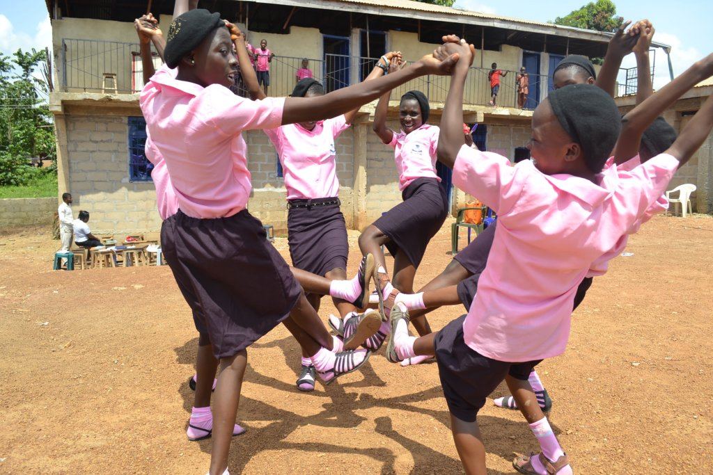 Educate and Inspire 100 Underserved Nigerian Girls