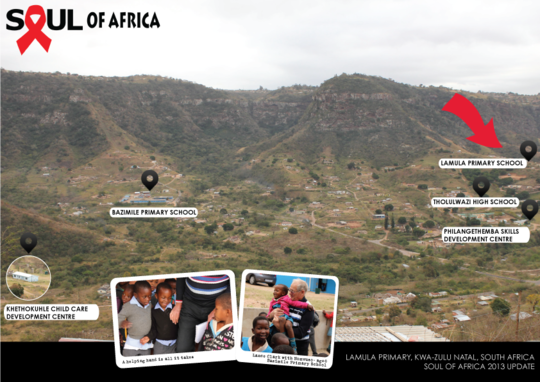 LOWER MOLWENI-SOUTH AFRICA SOA PROJECTS