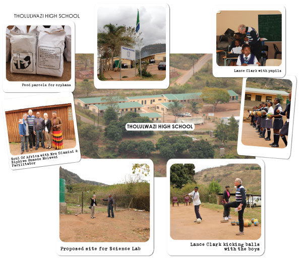 THOLULWAZI HIGH SCHOOL