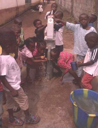 Schools Water and Sanitation