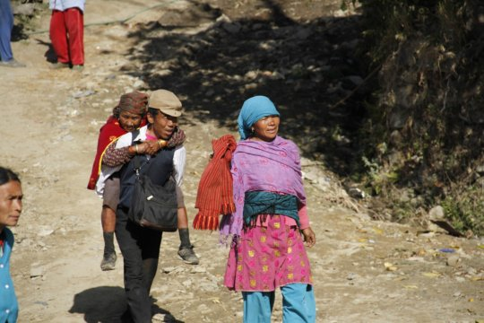 Provide One Ambulance for Archale village of Nepal