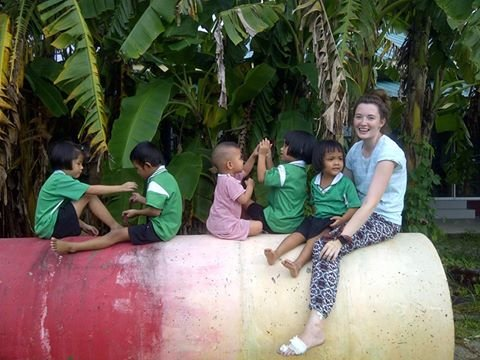 Supporting Community Development in Phang Nga