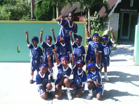 Little Angels on Sports Day