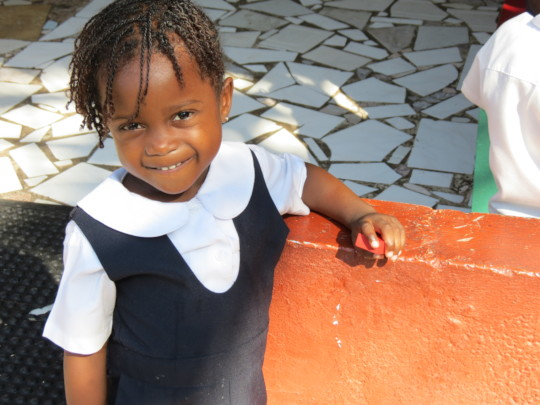 Little Angel Student