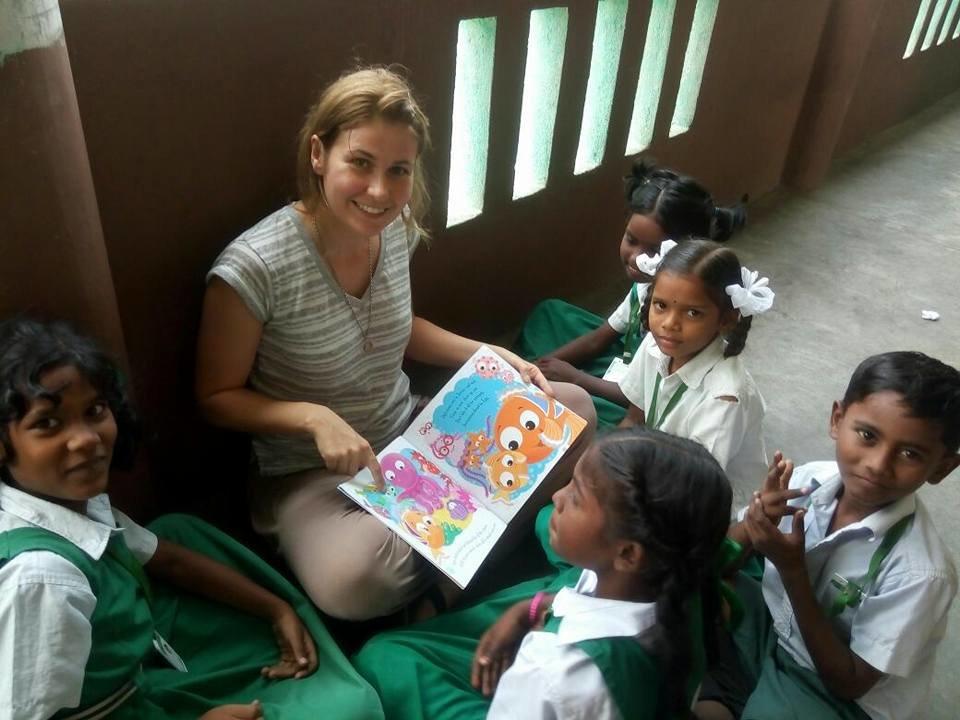 Focus Girl Child Education in Rural Villages
