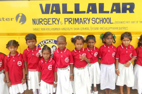 Focus Girl Child Education in Rural Villages