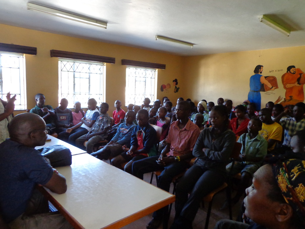 Children Meeting/parliament during holidays