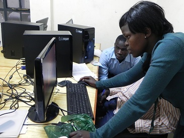 Our computer Lab