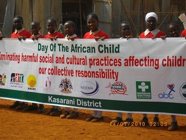 Day of the African Child