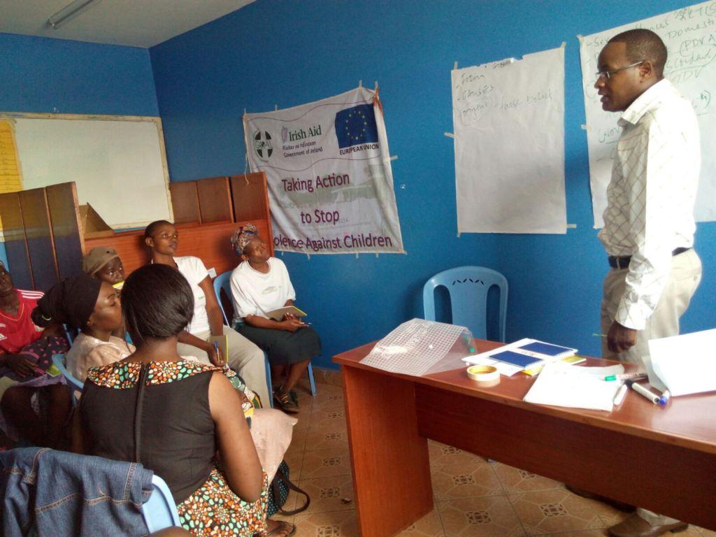 GBV - Community leaders