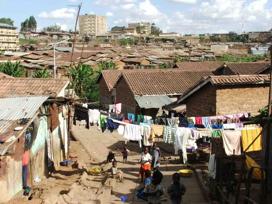 Mathare In Jan