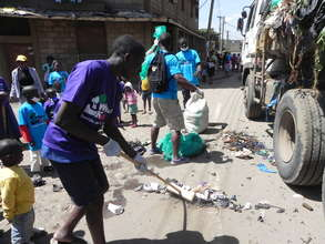 Clean-up campaigns