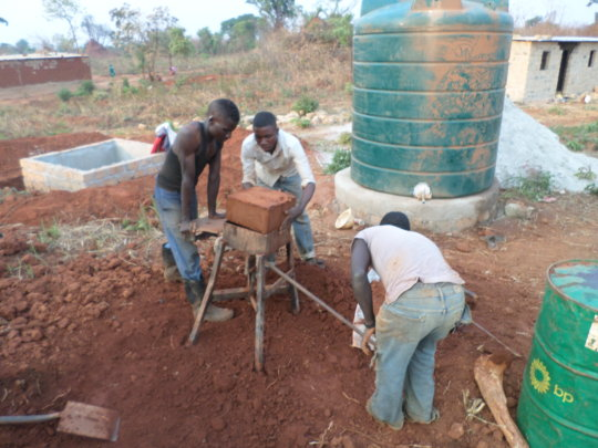 HELP FUND A SKILLS CENTRE FOR ORPHANS IN ZAMBIA