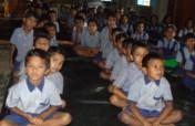 Rebuilding Children's Live after the Chennai Flood