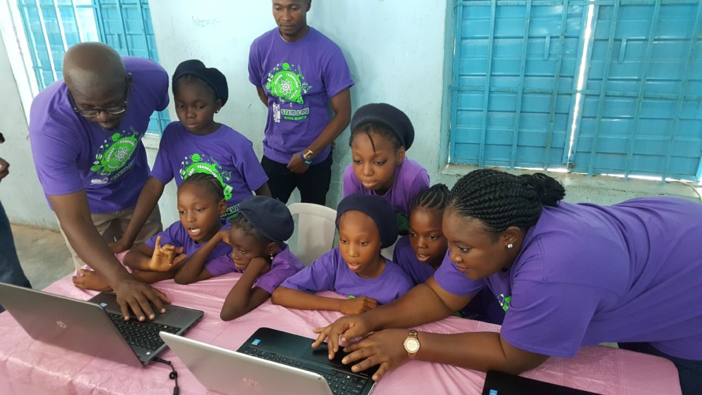 STEM Camp for Girls in Minna: Promoting Creativity
