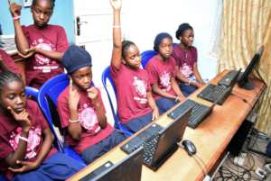 Our girls code also.