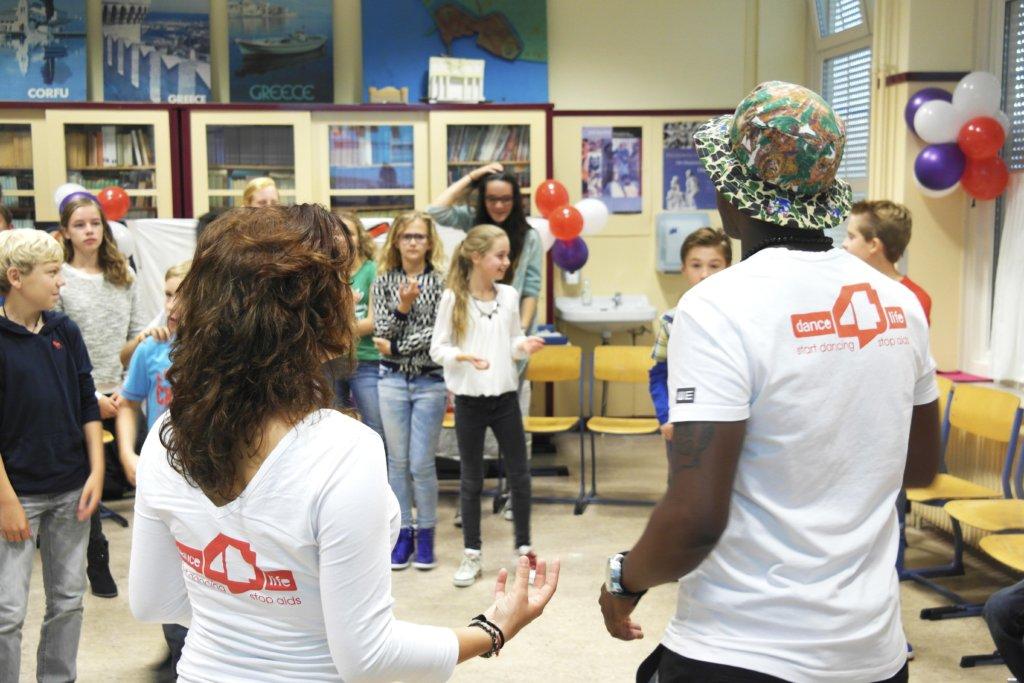 Turn 3000 Dutch Teens into Global Citizens