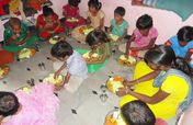 Sponsor Lunch to Underprivileged Children in India