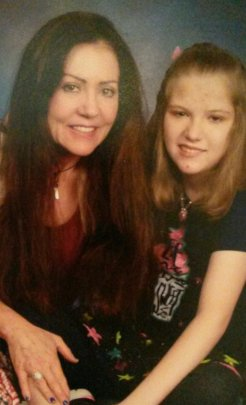 Judi & Daughter