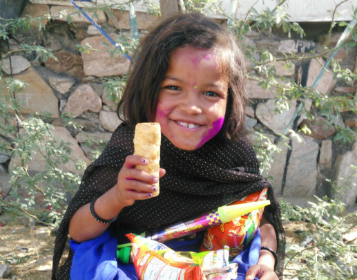 Sponsor Nutritious Meal for Street Kids
