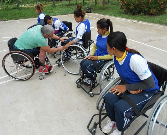 CNVLD Wheelchair Basketball 2012 C