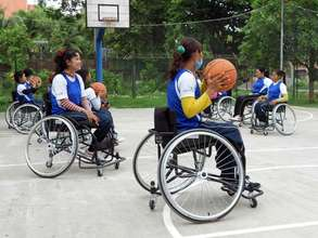 CNVLD Wheelchair Basketball 2012 D