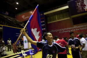 Cambodian Volleyball World Cup 2009 B