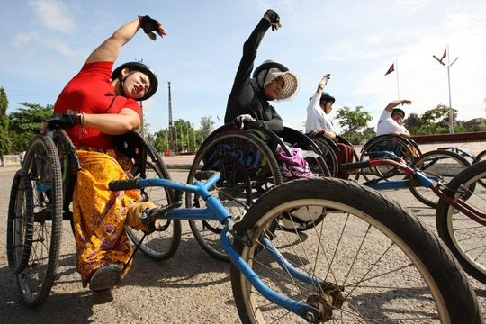 Cambodian Disability Sports Development