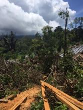 Encroachment of Lubuk Raya forest
