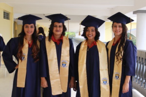 OYE Scholars &  Volunteers on Graduation Day