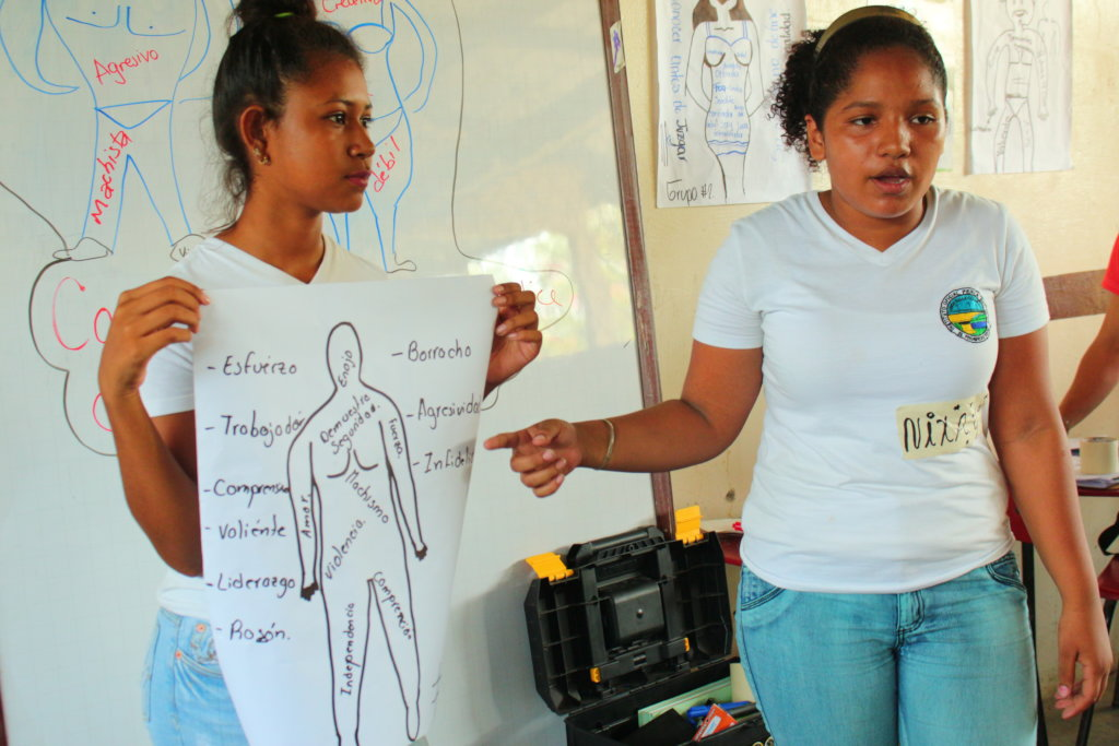 Educate, Empower & Engage Teen Girls in Honduras