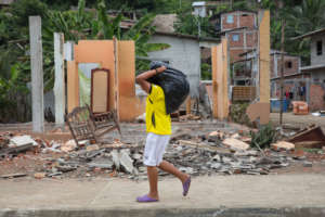 Children are resilient but vulnerable to disasters