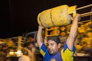 Fuel Relief Fund distribution, Ecuador