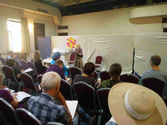 Hadassah opens