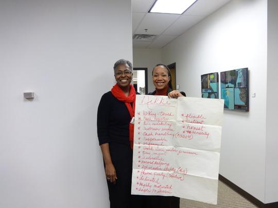 Help Unemployed Women Find Sustainable Employment