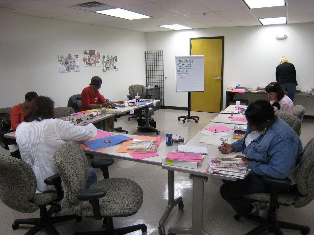 Self-esteem workshop 2