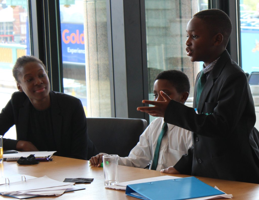 Save 20 boys facing the threat of school exclusion