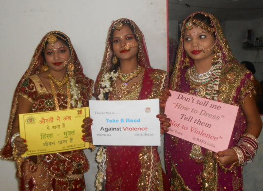 The Movement, Stop Violence Against Women