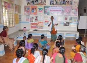 Cancer awareness meeting for Women