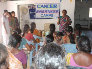 Cancer Awareness camp