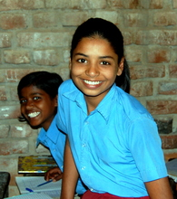 A Girl Student