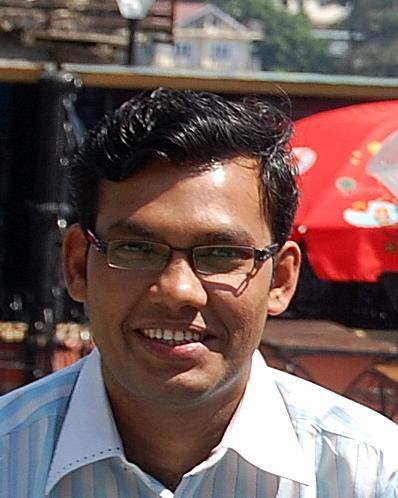 Sanjay Kumar  People First Sponsored Student